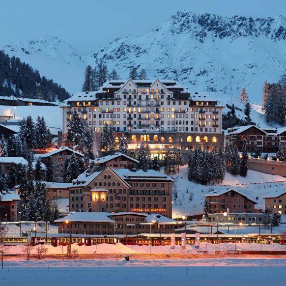 Design Hotel St Moritz