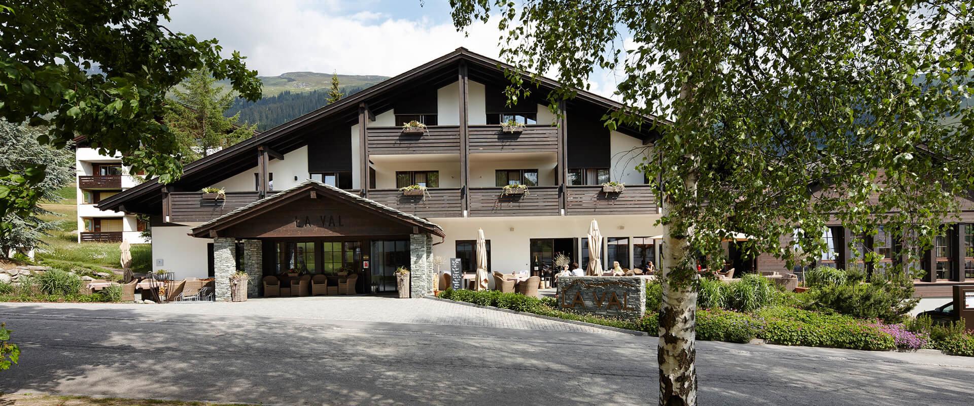 Hotel La Val Brigels