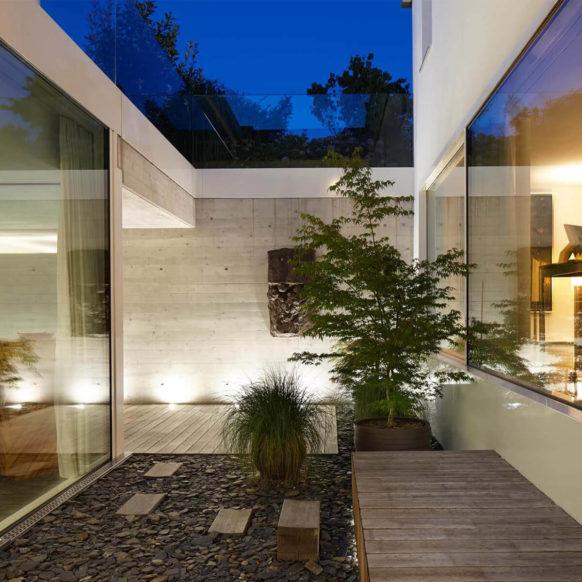 villa am z richsee fanzun ag architekten ingenieure berater. Black Bedroom Furniture Sets. Home Design Ideas