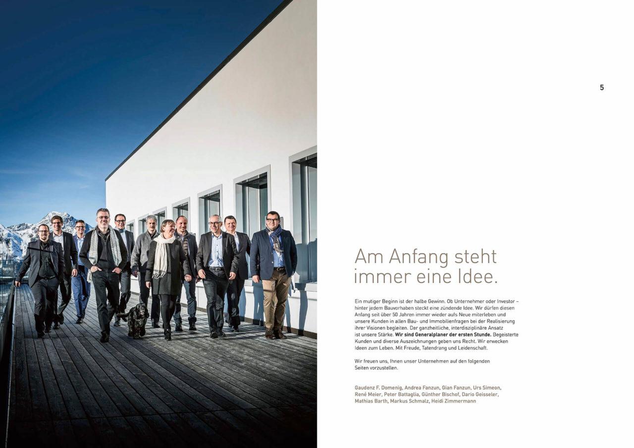 Cover Fanzun Broschüre DE